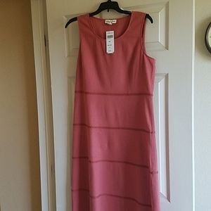 High quality linen dress New with tags